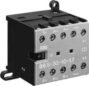 ABB-ENTRELEC B7 - MINICONTACTOR -30-01-F 220-240VCA FASTON