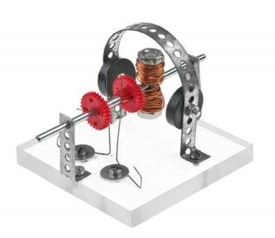 Elektromotor (Premium Line) Bausatz und Lernspielzeug K94372 Bausatz für Kinder und Jugendliche