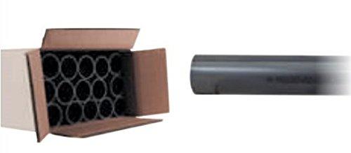 PISCINEO Tube PVC Pression Rigide diam. 50 en Longueur de 1 mètre