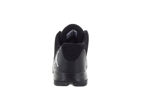 Nike Jordan 5 AM Black White Youths Trainers Black