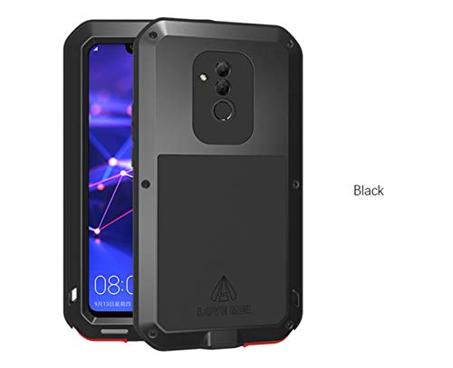 360° Full Cover Etui Coque Housse Cell Phone Accessories Film Verre Trempé Pour Huawei Mate 10 10pro New Varieties Are Introduced One After Another