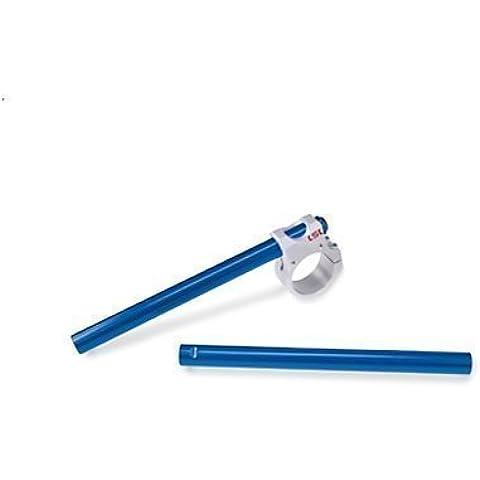 Tubi manubrio LSL, 22 mm, coppia,