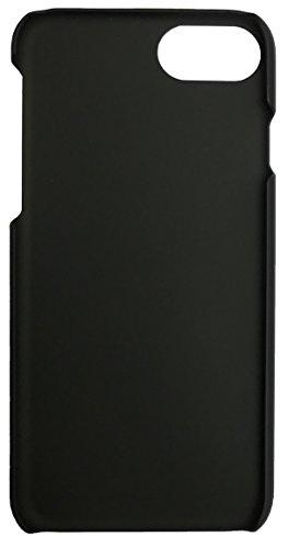 Adento iPhone 7/7+ Custodia, estremamente sottile policarbonato Case nero