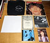 Happy Birthday - Box-set to celebrate Mick Jagger's 50th birthday(48 page picture book of Mick Jagger's career,T-shirt (xl),Poster,Postcard,Certificate L.E.2000 Copies + Cd)