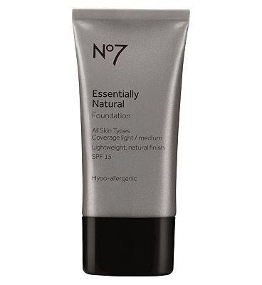 No7 Concept Natural Foundation Beige 27 Beige