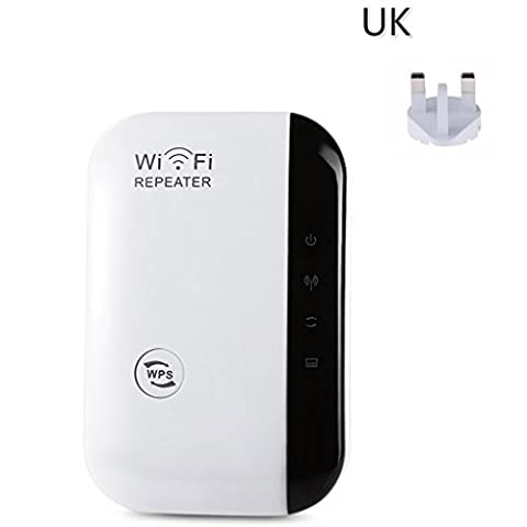 Wifi Range Extender Wireless-N Wifi Repeater Network Amplifier Mini 300Mbps Range Expander Signal Booster Routers WIFI Ap Wps Encryption