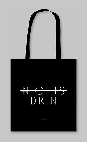 Stofftasche NICHTS drin (GROH Design)
