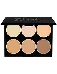 Sleek Makeup 96130490 Cream Contour Kit in Light, 1er Pack (1 x 121 g)