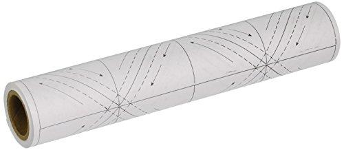 Triangles On A Roll Dreiecke auf einer Rolle Hälfte, quadratisch, 3,2cm (Dreieck Roll)