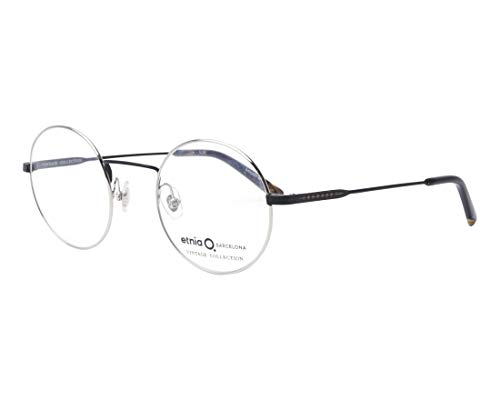 Etnia Barcelona Brille (LAPA SLBK) Metall silber - matt schwarz