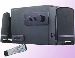 Creative E2300 2.1 Multimedia Speakers Wtih USB and Wireless Remote