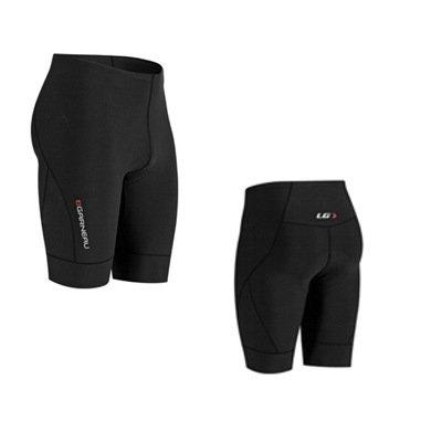 Louis Garneau Tri Power Lazer Triathlon Bike Shorts, Herren, schwarz, Large (Maximale Unterstützung Womens Unterwäsche)