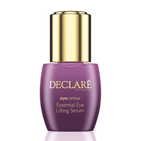 Declare Eye-Contour femme/women, Essential Eye Lift Serum, 1er Pack (1 x 15 ml)