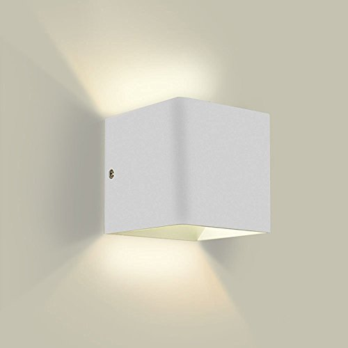 Square Indoor Wall Lights: Amazon.co.uk