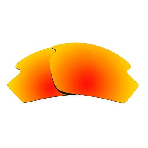 Revant Ersatzlinsen für Rudy Project Rydon Polarisierung Elite Feuerrot MirrorShield®