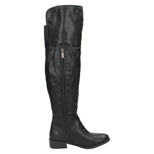 Spot à clipser pour bottes montantes Noir