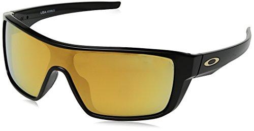 Oakley Herren Straightback 941102 Sonnenbrille, Schwarz (Negro), 1