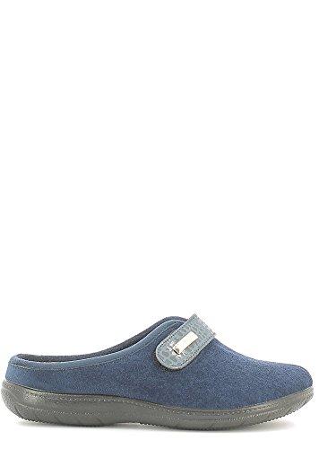 Susimoda 6450 Pantofola Donna Blu 38