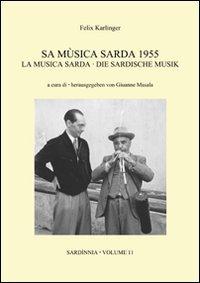 Sa mùsica sarda 1955 - La musica sarda - Die sardische Musik