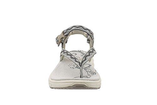 Kefas - Iside 3552 - Sandalo femminile Grigio