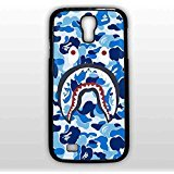 a-bathing-ape-blue-shark-for-iphone-and-samsung-galaxy-case-cover-samsung-galaxy-s4-black
