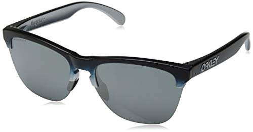 Oakley Sonnenbrillen FROGSKINS LITE OO 9374 FADE Collection Blue Black Teal Silver Metal/PRIZM Black Unisex