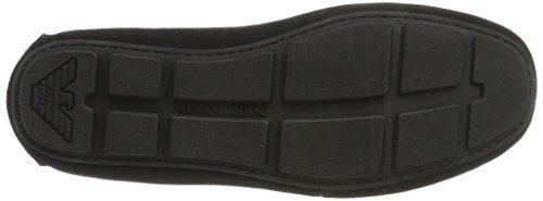 Armani Jeans 935588cc555, Mocassins (loafers) homme Noir