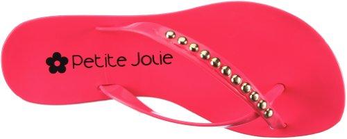 Petite Jolie PJ183, Chaussons femme TR-B2-Rouge-163