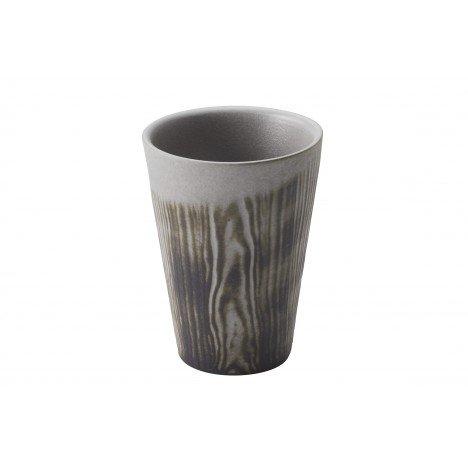REVOL RV648406 Tasse à Café Arborescence Porcelaine, Ivoire, 5 x 5 x 6 cm