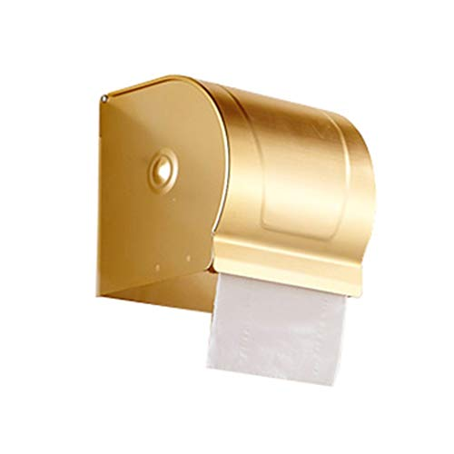 ZHAORUIXIAN Badezimmer-Toilettenpapier-Zufuhr-Badezimmer-Raum-Aluminiumkurzes Wasserdichtes Rost-Familien-Hotel an Den öFfentlichen PläTzen