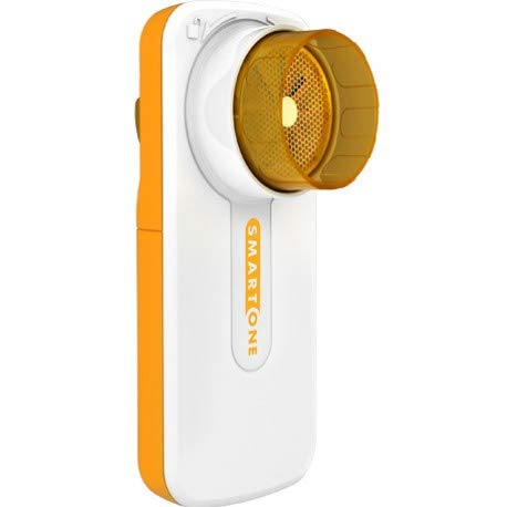 Smart One Mir Messgerät für Spitzendurchfluss und Fev1 für Smartphone - O2-Med -