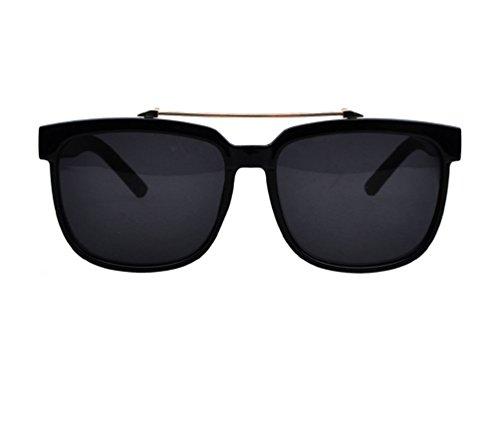 Tansle - Lunettes de soleil - Homme Noir Noir/noir jTPYV3N