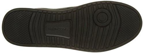 Skechers Downtown, Chaussures de Running Homme Noir (Black)