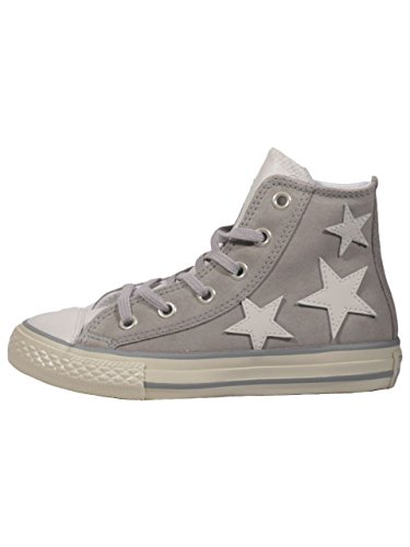 Converse All Star Gris / Blanc Mainapps Multicolore