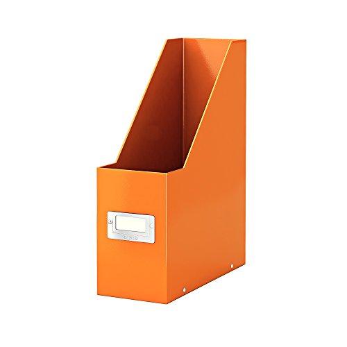 leitz-magazine-file-a4-click-and-store-range-60470044-orange