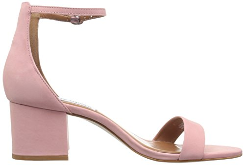 Steve Madden Ladies Sandalo Infradito Sandalo Con Cinturino Rosa Chiaro