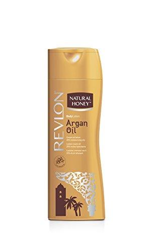 Lait corps Natural Honey Argan Oil Revlon 330 ml