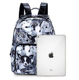 Borsa mini shoulder, borsa multiuso ,borsa per studenti-A B