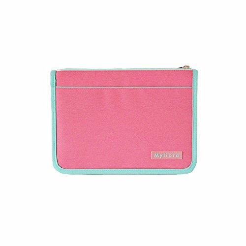 Myliora Catherine, Unisex Erwachsene Taschenorganizer, rosa - Rose - Größe: Einheitsgröße -