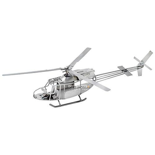Metall-ART Design Helikopter Hubschrauber