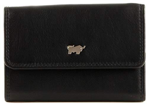 Braun Büffel Golf Schlüsseletui Leder 10 cm -