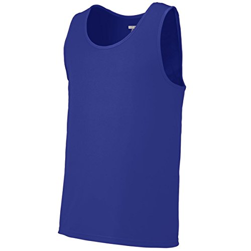 best value reliable quality 100% genuine 703 AG 703 MENS TRAINING TOP PURPLE XL