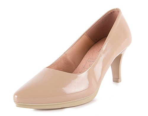Chamby , Damen Pumps Beige