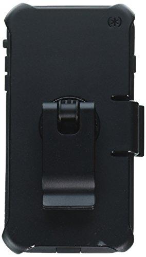 Speck Products Presidio Ultra Schutzhülle für iPhone 8/7 Plus, Schwarz/Schwarz -