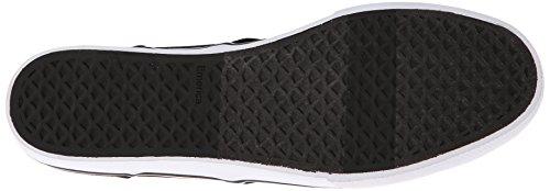 Emerica Wino Cruiser, Chaussures de skateboard homme Noir (Black White 976)