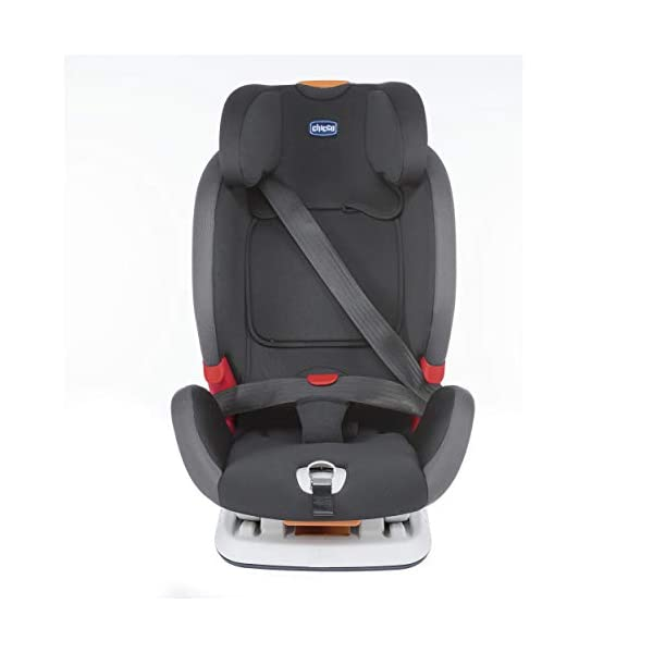 Chicco Youniverse Isofix Car Seat, Group 1/2/3 Chicco The isofix system with top tether enables an easy and quicker installation Compatible with all cars Special side safety system 5