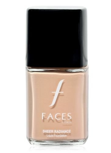 Faces Compact Powder Ivory 01