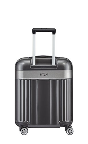 TITAN Spotlight Flash 4w 831406-04 Koffer, 55 cm, 37.0 Liter, Anthrazit - 2
