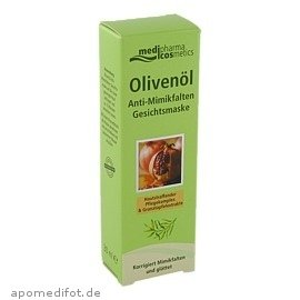 Olivenöl Anti-mimikfalten 30 ml