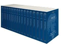 Sämtliche Kantaten, Choräle und Motetten. 1 - 19. Sonderausgabe: Studienpartituren: 19 Bde.